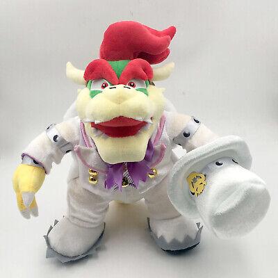 Super Mario Odyssey King Bowser Wedding Costume Plush Toy