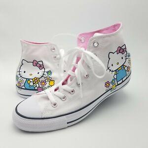 Converse X Hello Kitty High Top
