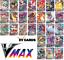 Amazing Variety! VMAX Pokémon Card 100/% Authentic Guaranteed