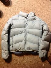 AMERICAN EAGLE OUTFITTERS Blue Puffer Jacket Women's Size Small, Down Puffy Coat