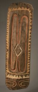 Planche-votive-cult-board-art-tribal-d-039-oceanie