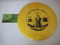 Frisbee Disc Golf Westside Giant Distance Driver 169g Tournament Plastic