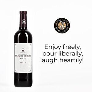 Reliquia de Baco Joven Rioja Tempranillo 2018 Red Wine pack of 12