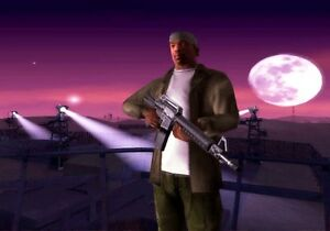 Details about GTA SAN ANDREAS V SAVE GAME FILE BLACK PROJECT AREA 51  MISSION VEHICLES + MORE
