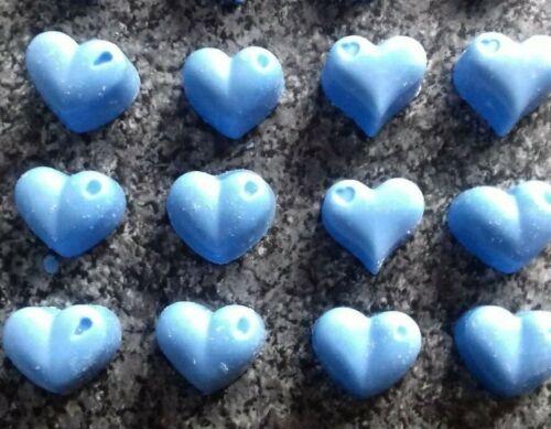 petits coeurs 10 Designer wax melts Les eaux de refroidissement parfum ENVOI GRATUIT