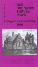 Glasgow (Pollockshields) 1910: Lanarkshire Sheet 6.14b by Gilbert T. Bell (Sheet
