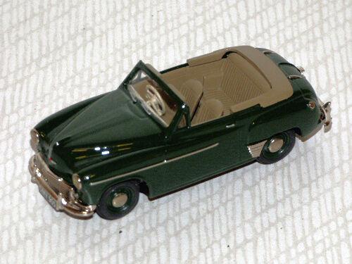 Somerville Built Model Collection Hillman Minx Congreenible (Open) dark Green