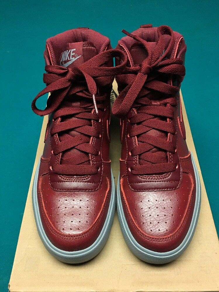 Nike Big High AC Team Red Men Size 8