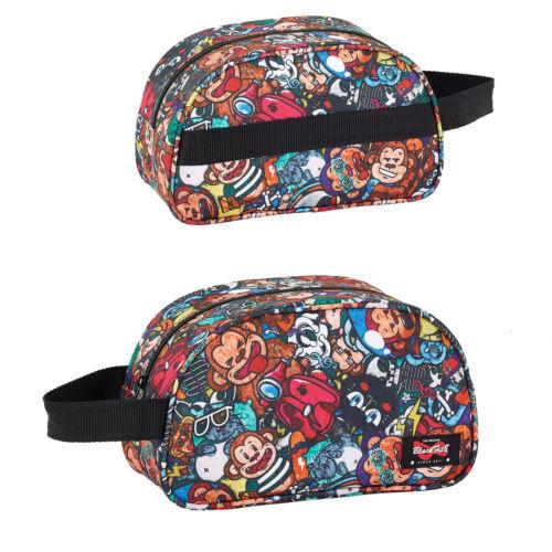 Boys Girls Backpack Deluxe Rucksack Travel Work Holiday School Bag COOL MONKEY
