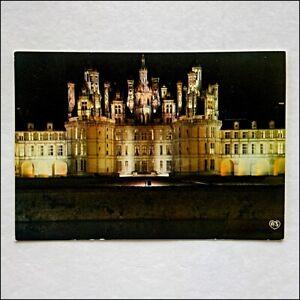 Chateaux-De-La-Loire-Chambord-Postcard-P412