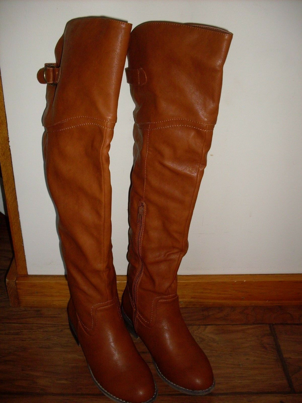 Women's Olivia Miller Over Knee Boots Size 6 NEW