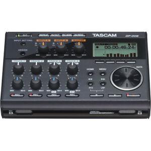 Impartial Tascam Dp006 6-track Pocketstudio Battery-powered Multipiste Enregistreur * 100% Comme Neuf-d Multitrack Recorder *100% Mint Fr-fr Afficher Le Titre D'origine TrèS Poli