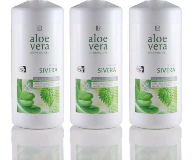 (29.33€/1l)LR Aloe Vera Drinking Gel sivera 3 Liter NEU+OVP Trinkgel