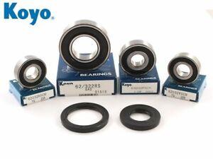 Yamaha YZF 750 1996-1998 Showe Rear Wheel Bearing /& Seal Kit