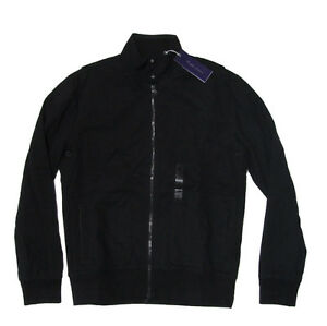Image is loading 995-Ralph-Lauren-Purple-Label-Mens-Italy-Black-