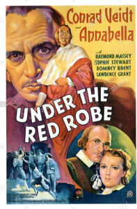 UNDER-THE-RED-ROBE-1937-Adventure-Romance-Movie-Film-PC-iPhone-INSTANT-WATCH