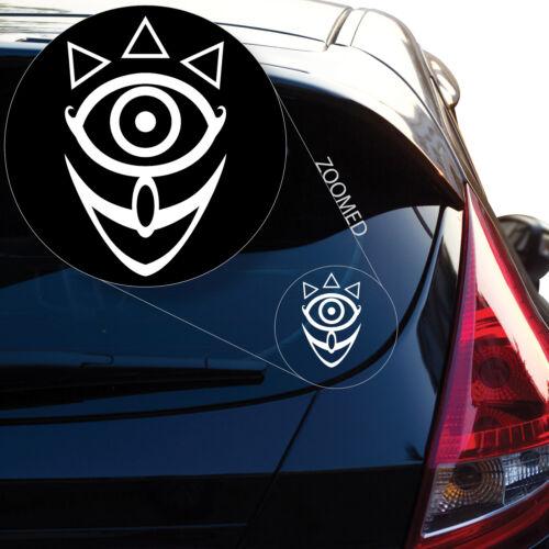 Mask of Truth Zelda Vinyl Decal Sticker # 498