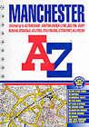 A-Z Manchester Atlas by Geographers' A-Z Map Company (Spiral bound, 2002)