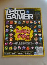 Retro Gamer Magazine #95 Bubble Bobble ZX Spectrum Resident Evil Classic Gaming