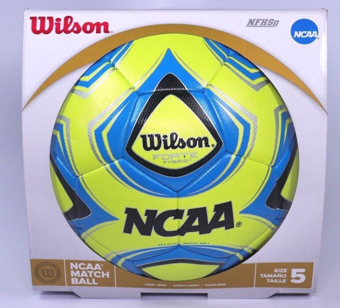 Wilson Official NCAA Match Soccer Ball Größe 5 / Neuvo Balon de Futbol tamaño 5
