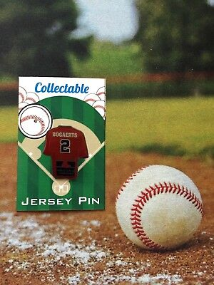 Baseball & Softball Sport Boston Red Sox Xander Bogarts Trikot Revers Pin-2018 World Series Sammlerstück FöRderung Der Produktion Von KöRperflüSsigkeit Und Speichel