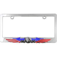 Chrom Metall USA Adler American Custom Kennzeichen Rahmen für Car-Truck