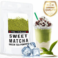 Sweet Matcha Green Tea Powder - Free Usa Shipping