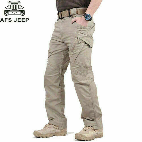 Mens Waterproof Trousers Fishing Walking Regatta Pants