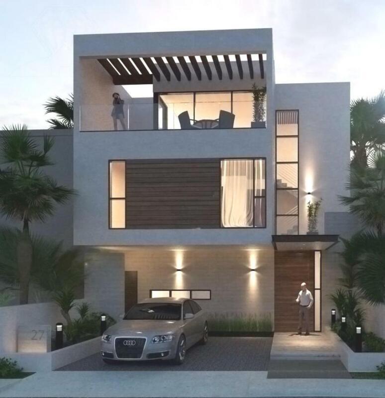Preventa Casa para estrenar en Puerto Cancún Laguna I (JS/YR)