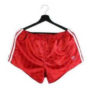 70s 80s adidas Originals vintage shorts nylon sprinter jogging gym West Germany