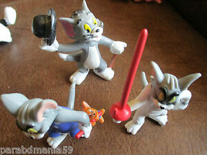 Anciennes-figurines-Tom-et-Jerry-Bullyland-Tec1990-2000