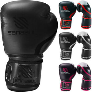 Sanabul Essential Gel Training Boxing Gloves Ebay