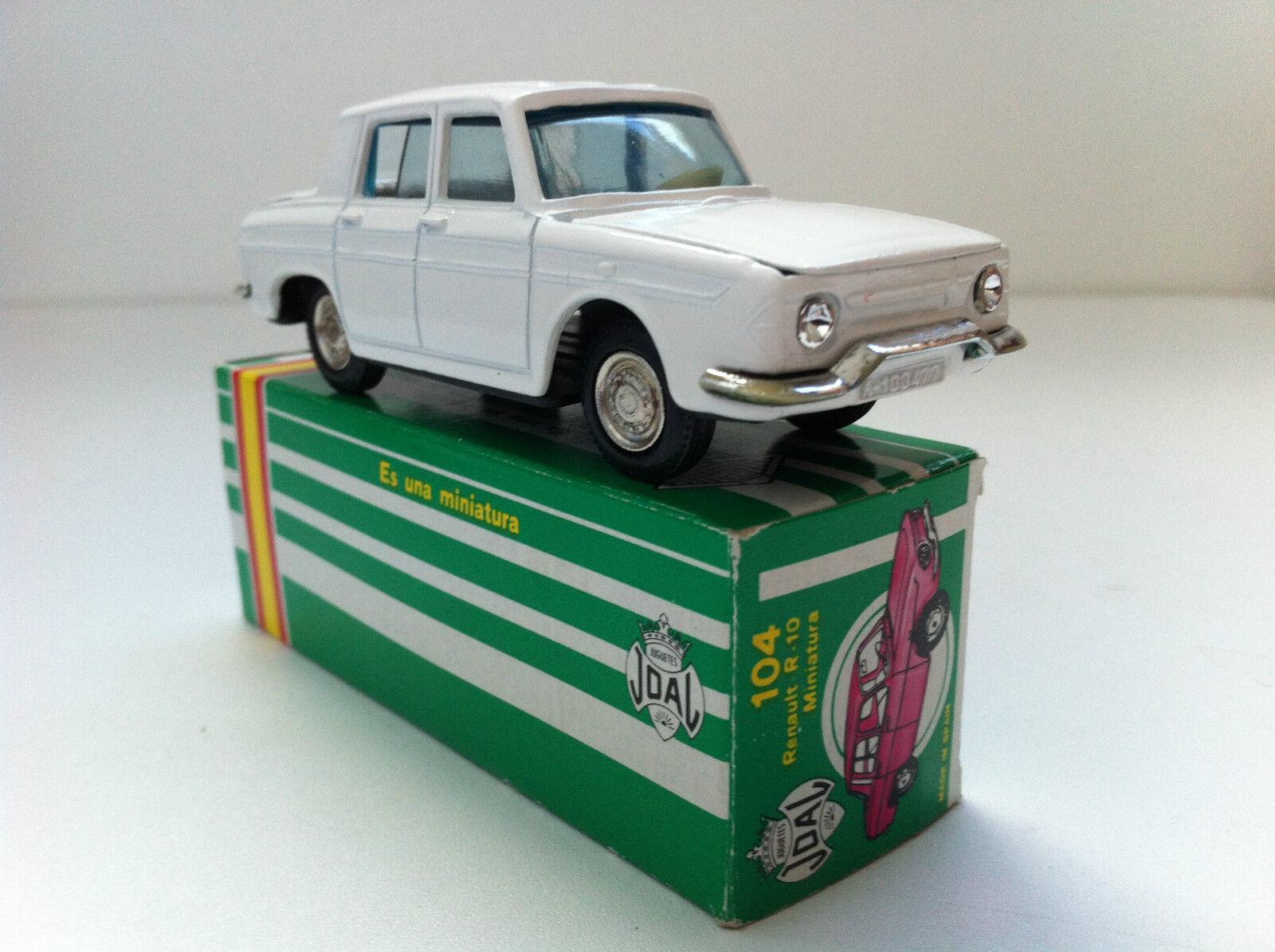 Joal - 104 - Renault 10 R10 en boîte d'origine (1 43) VNMIB