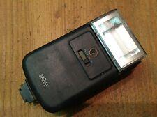BRAUN 2000 F 027 flash /vintage no KODAK ,no POLAROÏD,no ROLLEÏFLEX
