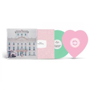 Melanie-Martinez-K-12-034-Mint-034-Colored-Vinyl-LP-W-Heart-Shaped-Single-LP-Record