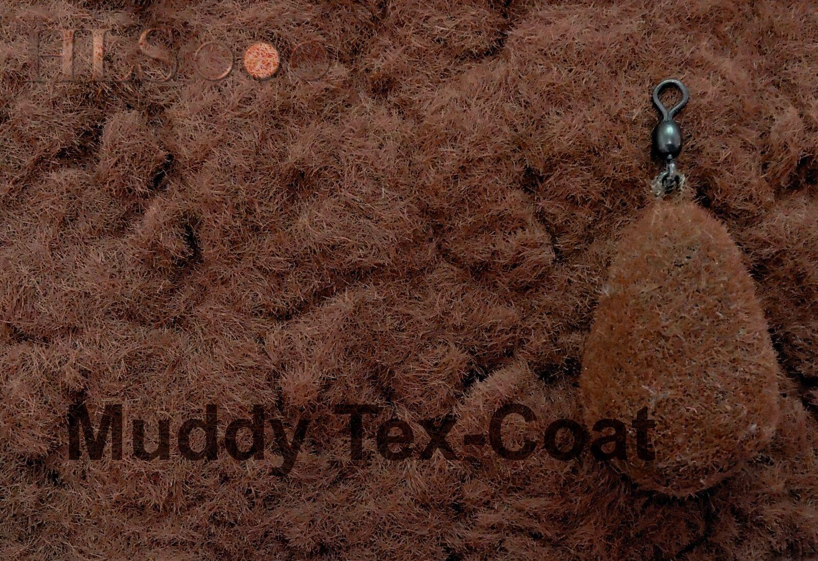 Muddy Tex-Coat textured lead coating powder Carp Camouflage top coat - HLS [TXM]