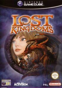 Nintendo-GameCube-Spiel-Lost-Kingdoms-1-mit-OVP