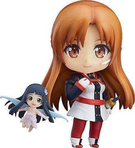Nendoroid 750c Sword Art Online Asuna: Ordinal Scale Ver. & Yui Figure NEW