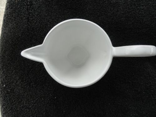Mikasa Tyler Florence Chef/'s White Collection Rustic White Creamer