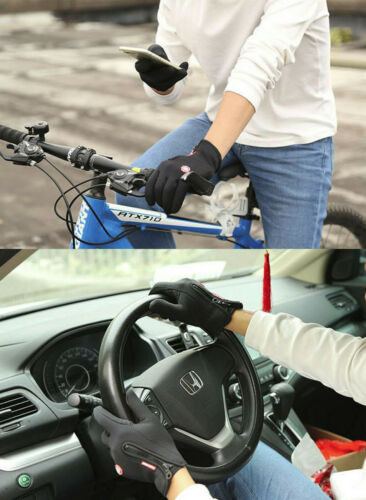 Windproof Anti-Slip Warm Driving Gloves Thermal TOUCHSCREEN GLOVES For Men Women