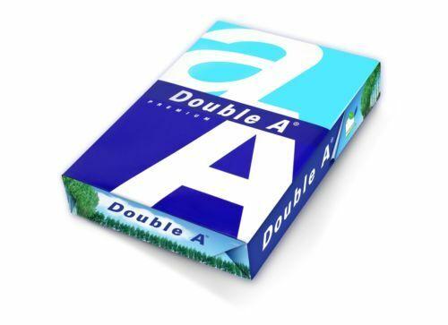 Double A Premium 80gsm Paper White A4 Office Printer Copier Ream 500-2500 Sheets