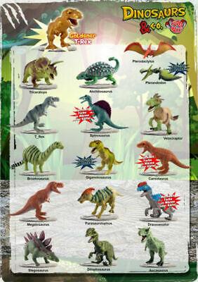 Spinosaurus Dinosaurier DeAgostini Dinosaurs /& co Maxxi Edition Nr 6