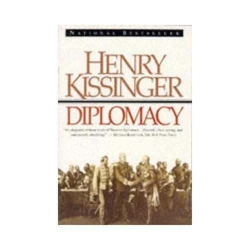 Diplomacy by Henry A Kissinger