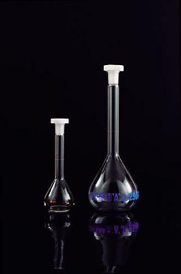 ISOLAB Glass Volumetric Flask, 19/26 Neck, 500ml