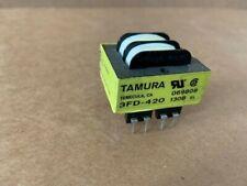 Tamura 3fd 420 115230v 5060hz In 20v 03a Or 10v06a Out Power Transformer