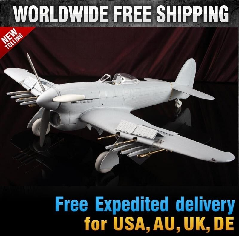 New 1 24 HAWKER TYPHOON Mk.IB DETAIL-UP Set for Airfix  MA24001