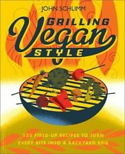 cookouts veggie style 225 backyard favorites full of flavor free of meat