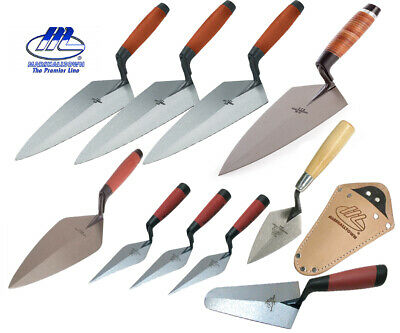 Genuine Marshalltown USA M46116D Pointing Trowel With Dura Soft Handle