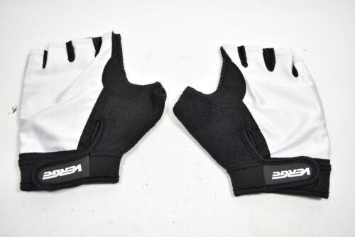 Verge Cycling Gloves White Brand New Medium