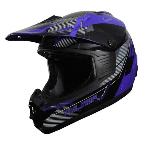 ATV UTV Dirt Bike Off Road DOT Approved 202 EDGE Adult Fulmer MX Helmet